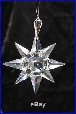 1991 Swarovski Crystal Ltd Annual Edition Snowflake ...