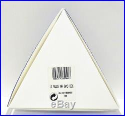 1994 Swarovski Crystal Christmas Snowflake Ornament Annual ED Large Original Box