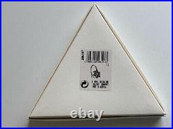 1996 Swarovski Crystal Ornament Holiday Christmas With Box