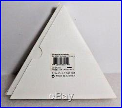 1998 SWAROVSKI crystal STAR CHRISTMAS ORNAMENT, retired. Original Box
