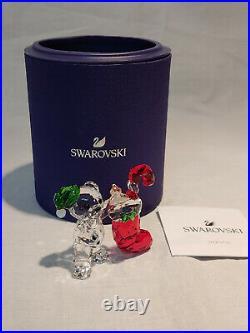 #2 Swarovski Crystal Kris Bear Christmas Annual Edition 2020 NEW IN BOX 5506812