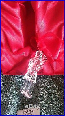 2005 Waterford Crystal 12 Days of Christmas 11 PIPERS PIPING (NEW)