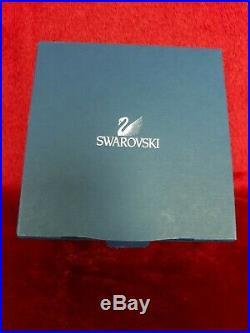 2009 Swarovski Crystal Annual Christmas Angel Ornament