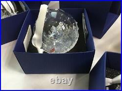2013 2014 & 2015 SWAROVSKI ANNUAL CHRISTMAS BALL ORNAMENT BNIB Crystal XMas Tree