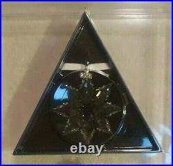 2013 Swarovski Crystal Christmas Star Tree Ornament COA & Box Retired BRAND NEW