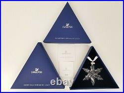 2015 Swarovski Crystal Annual Edition Christmas Ornament NIB, MINT, Never Used