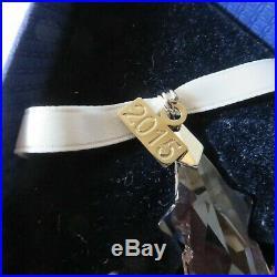 2015 Swarovski Crystal Christmas Ornament Star Snowflake