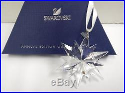 2017 Large Christmas Ornament Swarovski Crystal Last Few 5 For $100