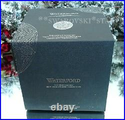 2018/2019 Mib Waterford Annual Times Square 7 Masterpiece Ball Ornament