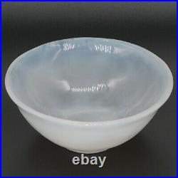 4.6 Cup Bowl Natural Agate Crystal Healing Carved Stone Crafts Home Ornament