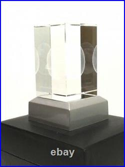 Art of War Berserk Crystal Glass Beherit Limited Edition with LED Base