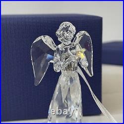 Authentic Swarovski Angel 2019 Hanging Ornament Boxed
