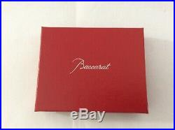 BACCARAT Crystal Christmas Tree Annual Ornament from 2010 withpackaging