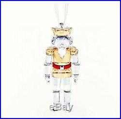 Bnib Swarovski Christmas Nutcracker Hanging Ornament Mib 5223690