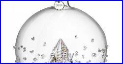 Bnib Swarovski Crystal Christmas Large Ball Ornament Annual First Edition 2013
