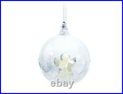 Bnib Swarovski Crystal Christmas Large Ball Ornament Ltd Annual Edition 2015