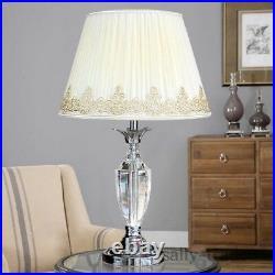 Crystal Bedside Table Lighting Lamp For Living Room/Bedroom Lighting Decoration
