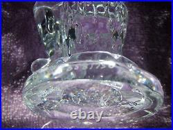 Disney 1997 Disneyana Convention Ltd Ed Waterford Crystal Tinkerbell