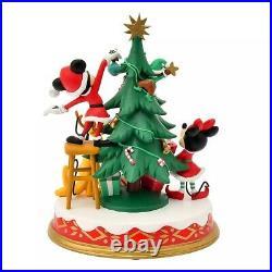 Disney Mickey Mouse Christmas Tree Ornament 2020 LED Light Disney Store Japan