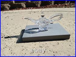 Disney Waterford Crystal Aladdin Genie Lamp