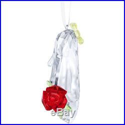 Disney's Belle Inspired Shoe Christmas Ornament 2018 Swarovski Crystal 5384696