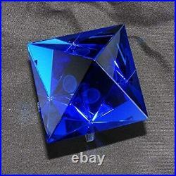 EVANGELION Crystal Glass Object 6th Angel Ramiel Apostle Media Magic Limited