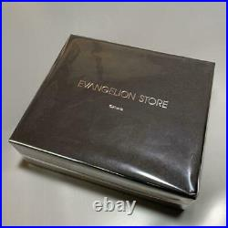 Evangelion EVA STORE Original Memorial Crystal Rei Ayanami Limited