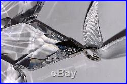 Exquisite 2013 Annual Swarovski Crystal Snowflake Christmas Ornament In Box