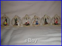 FAO Schwarz Ltd. Ed. Ornament Set of 6 Ornaments