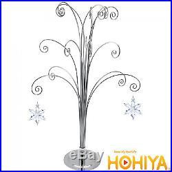 For Swarovski Crystal Annual Christmas LARGE Snowflake Ornament