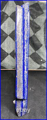 Lapis Lazuli huge Free Form tumbled Crystal Decoration tower Royal Blue 3.5 kg