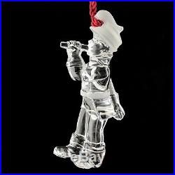 Marquis Waterford 12 Days of Xmas 4th Edition Set 3 Ornament Final Drummer Piper