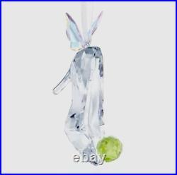 NIB Authentic Swarovski Disney Tinker Bell Inspired Wings Shoe Ornament #5384694