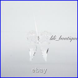 NIB Swarovski 5403312 Angel Wing Ornament Christmas Holiday Crystal Clear LMTD