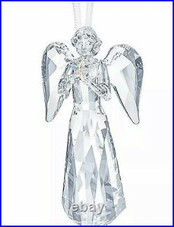 New Swarovski Crystal Christmas Angel Ornament Star AE 2019 #5457071