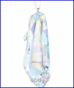 New in Box Swarovski Crystal Disney Cinderella's Slipper ornament #5270155