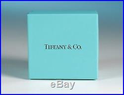 Nice Tiffany & Co Crystal Pine Cone Christmas Ornament