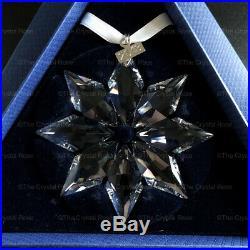 RARE Retired Swarovski Crystal 2013 Christmas Snowflake Ornament 5004489 Mint
