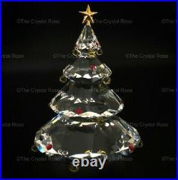 RARE Retired Swarovski Crystal Christmas Tree 266945 Mint Boxed