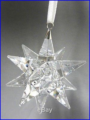 Swarovski 2014 Christmas Ornament
