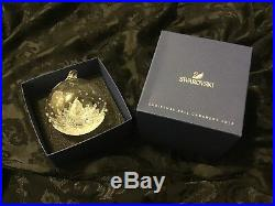 SWAROVSKI 2013 Large Ball Christmas Ornament 1st InSeries Crystal Tree in Box