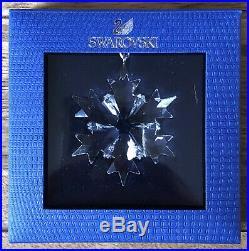 SWAROVSKI 2018 Christmas Annual Ornament Little Snowflake/Star 5349843