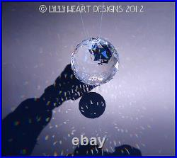 SWAROVSKI CRYSTAL 60mm BEST HANGING BALL Rainbow Maker Lilli Heart Designs
