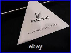 SWAROVSKI Lot 1993 & 1994, 2000 2013 Limited Crystal Christmas Ornaments