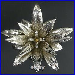 Scarce Swarovski Austrian Crystal Large Pineapple
