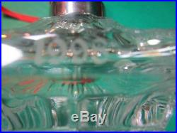 Set of 6 Waterford Crystal 1998 Annual Ball Lantern Christmas Ornament Boxes