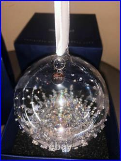 Swarovski 2013 Ball Ornament item # 5004498