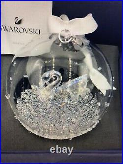 Swarovski 2020 SWAN BALL ANNUAL EDITION CHRISTMAS ORNAMENT 5453639 NEW