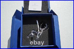 Swarovski 5135847 Christmas, Stag Ornament Authentic, New
