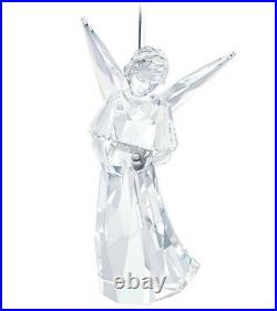 Swarovski Angel Ornament, Ann. Edition Christmas Crystal Authentic NEW 5047231